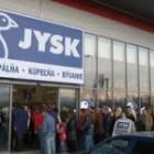 Supermarket Jysk v Szczecinie