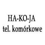 HA-KO-JA tel. komórkowe