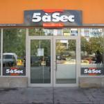 5aSec - Pralnia
