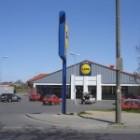Supermarket Lidl v Katowicach
