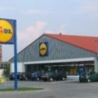 Supermarket Lidl v Rybniku