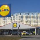 Supermarket Lidl v Sulechowie