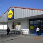 Supermarket Lidl v Ostrowie Mazowieckim