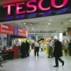 Supermarket Tesco v Brodnicy