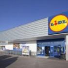 Supermarket Lidl v Jaworze