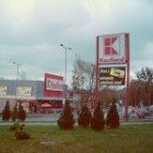 Supermarket Kaufland v Kluczborku