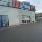 Supermarket Avans v Limanowej