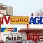 Supermarket RTV EURO AGD v Żorach