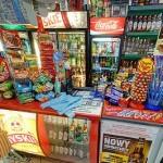 Artykuły spożywcze i alkohole
